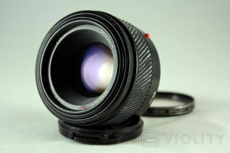 Minolta Maxxum AF f1.7/50mm., фото №7
