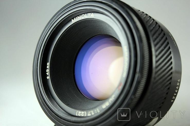 Minolta Maxxum AF f1.7/50mm., фото №10