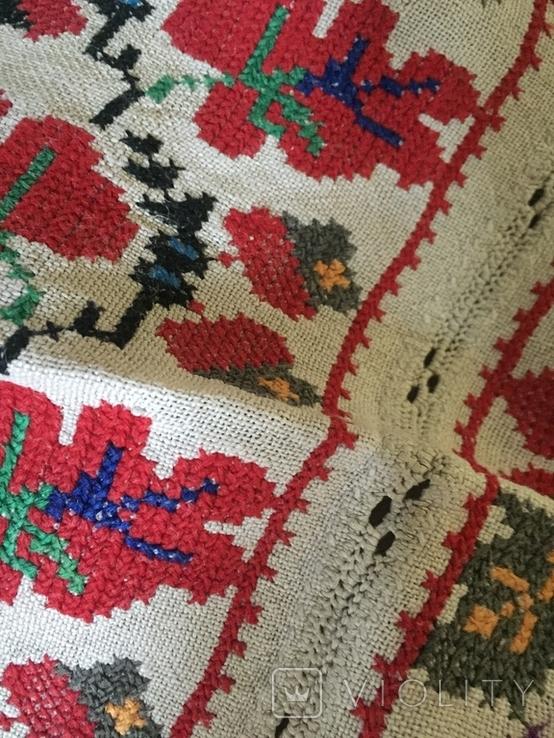 Сорочка старинная ручной работы, фото №4