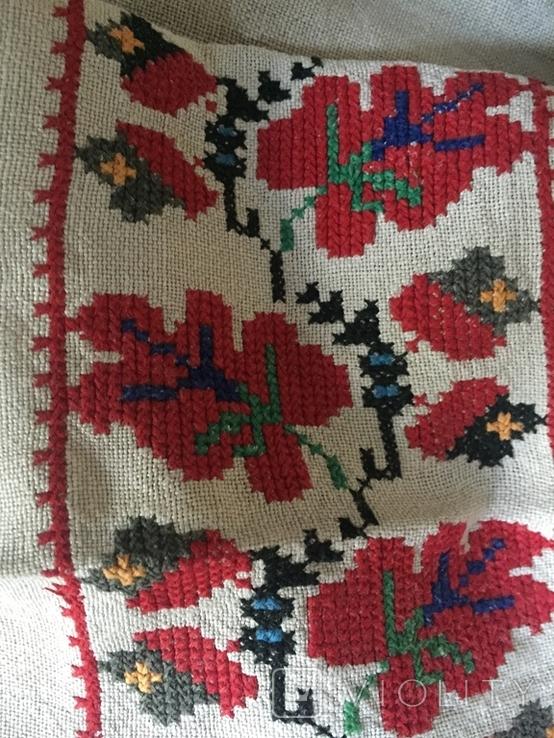 Сорочка старинная ручной работы, фото №5