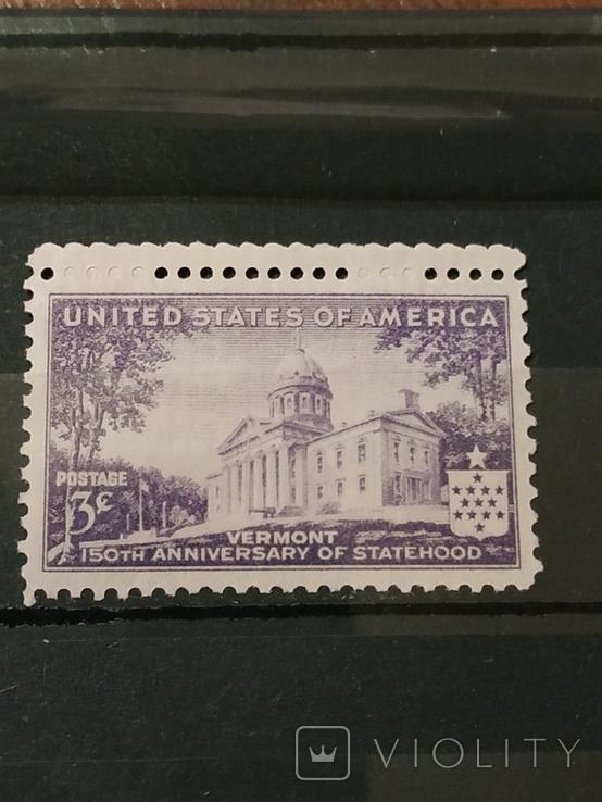 США MNH