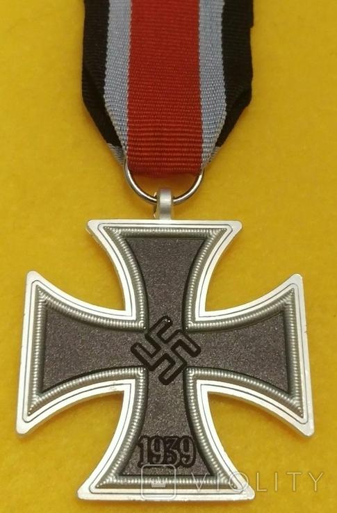 Копия награды Железный крест второй степени 1939 Вермахт, фото №2