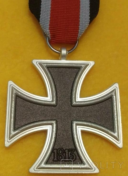 Копия награды Железный крест второй степени 1939 Вермахт, фото №4
