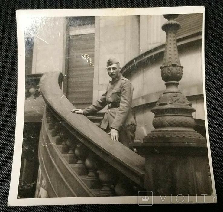 Фото солдата Вермахта, фото №2