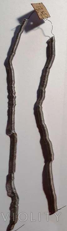 2 спирали из СССР.220В; 600Вт.25 коп.(Одним лотом).+*, фото №5