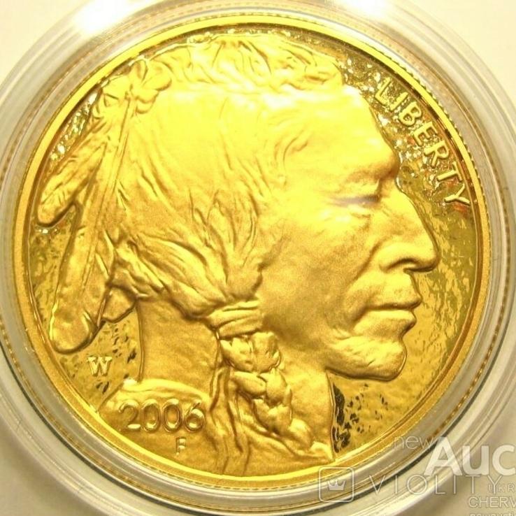 США 50 долларов 2006 г. PROOF, фото №4