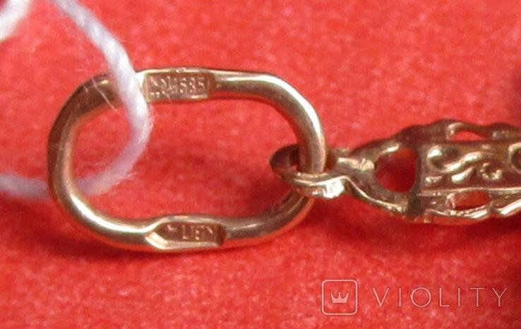 Крестик,вес-0,81грамм, фото №5