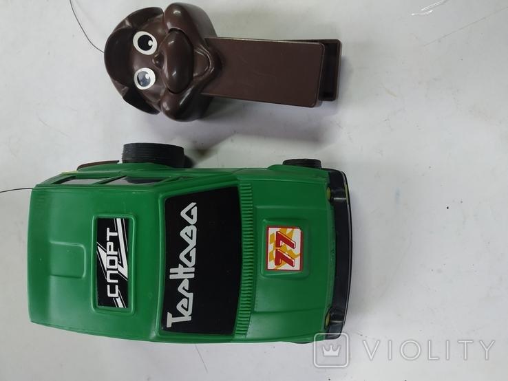 Машина на радіо керуванні з пультом Тернава (робоча), фото №5