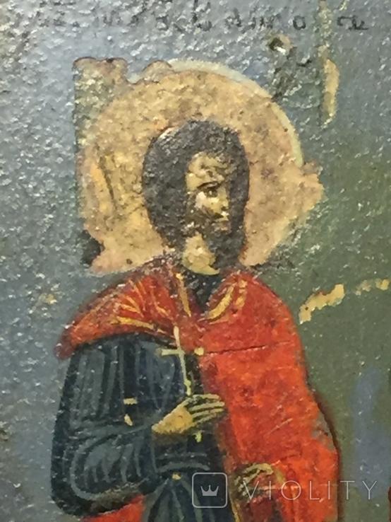 Святые мученики Гурий, Самон и Авив., фото №9
