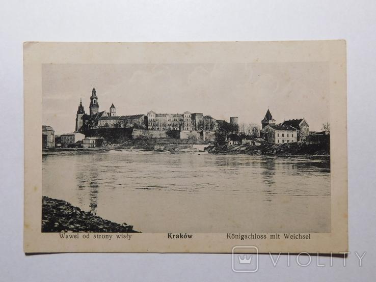 Открытка. Краков. 1913 год, фото №2