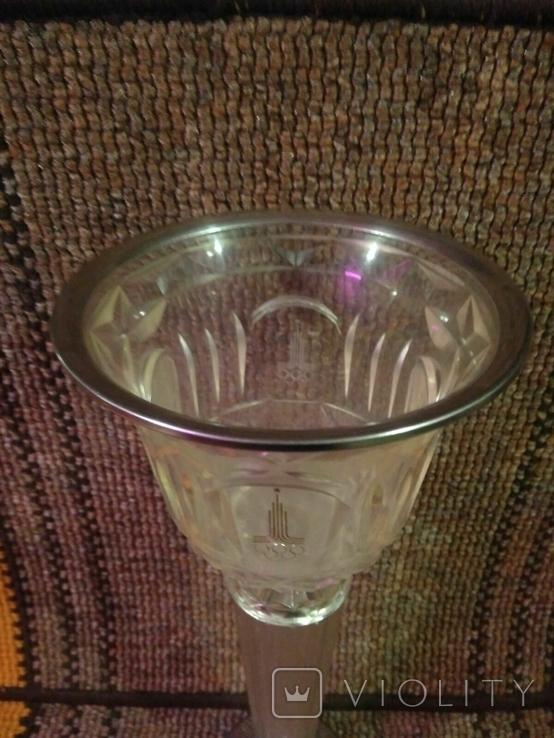 Кубок и барсетка с символикой Олимпиады., фото №6