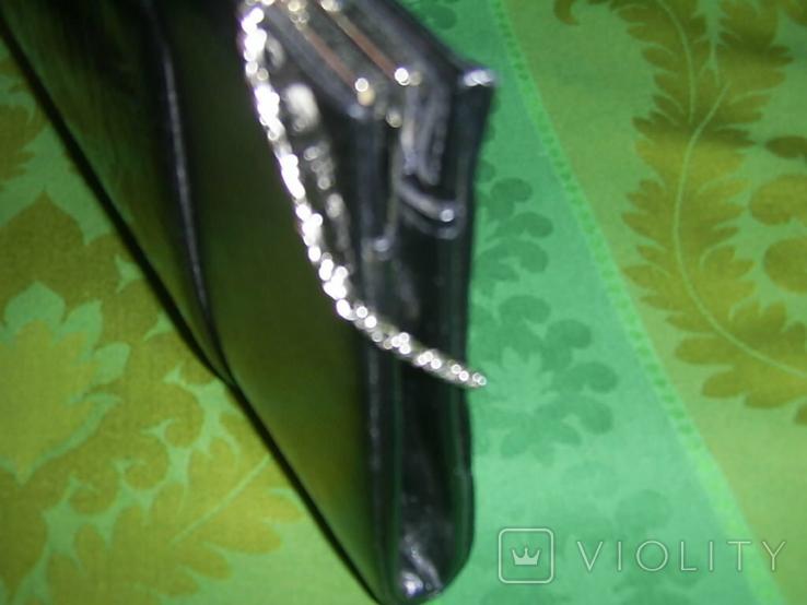 Сумочка с интересными ручками, фото №5