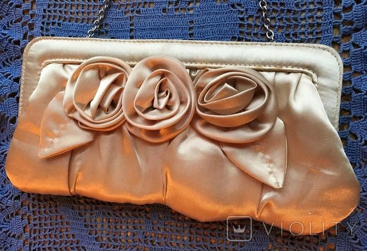 Сумочка - клатч - ридикюль, фото №4