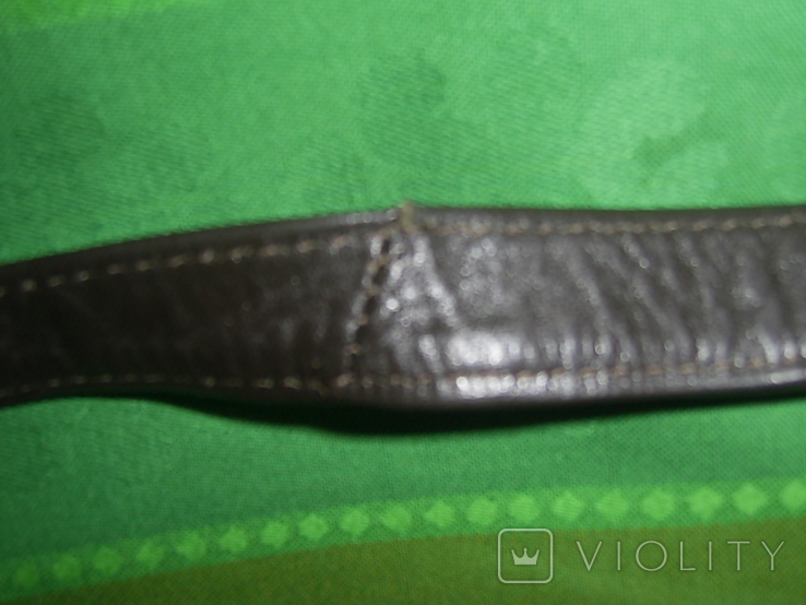 Сумка кожаная Rowallan. на ремешке, фото №11