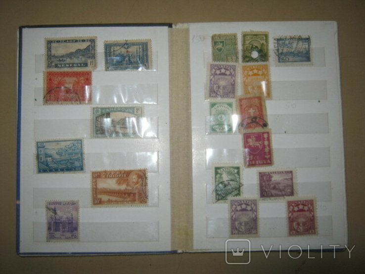 Почтовые марки США, Канады,Австралии и пр. стран Мира 39 шт., фото №7