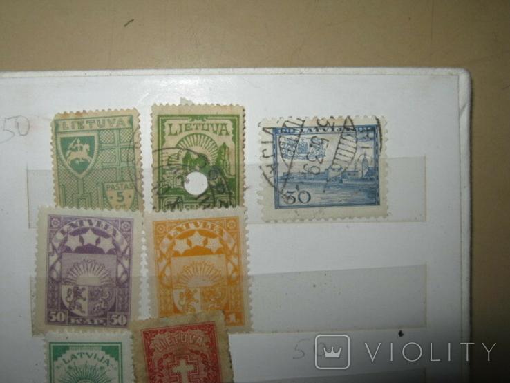 Почтовые марки США, Канады,Австралии и пр. стран Мира 39 шт., фото №11