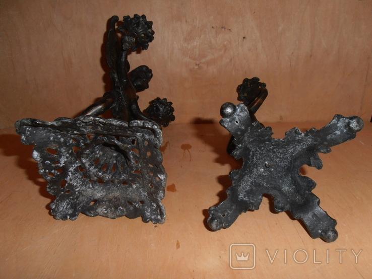 Два подсвечника, фото №6