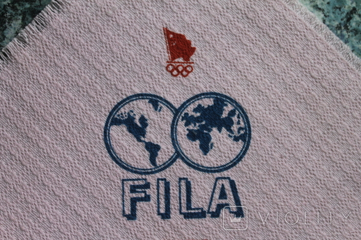 Сервировочная салфетка Чемпионат Мира по вольной борьбе Франция 1987 г, фото №5
