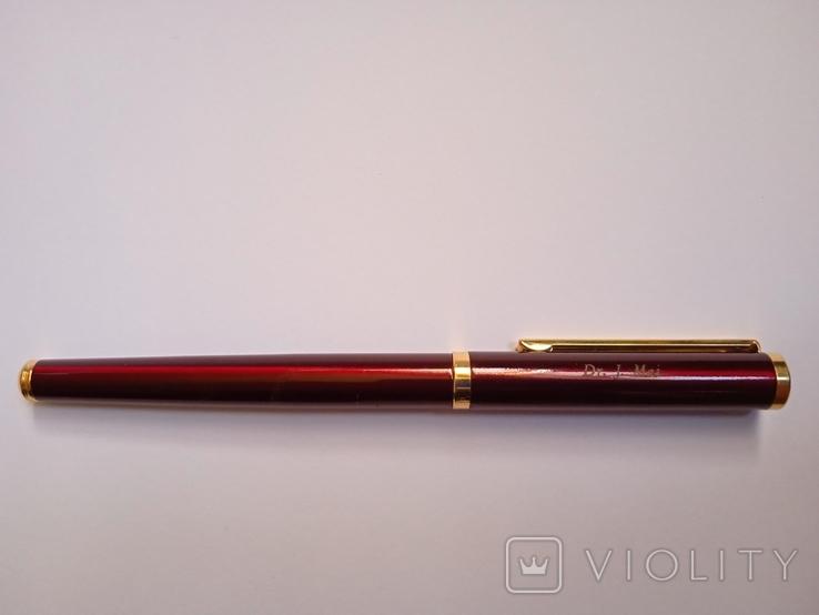 Позолоченная перьевая ручка Германия, фото №2
