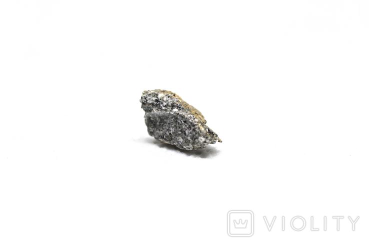 Кам'яний метеорит, ахондрит Acfer 353, 0.46 г., із сертифікатом автентичності, фото №6