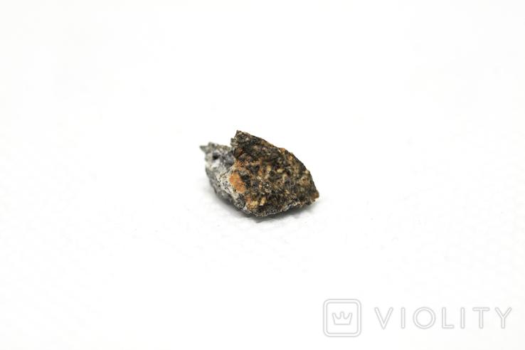 Кам'яний метеорит, ахондрит Acfer 353, 0.46 г., із сертифікатом автентичності, фото №11