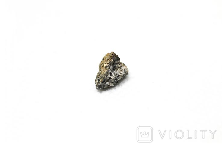 Кам'яний метеорит, ахондрит Acfer 353, 0.46 г., із сертифікатом автентичності, фото №12