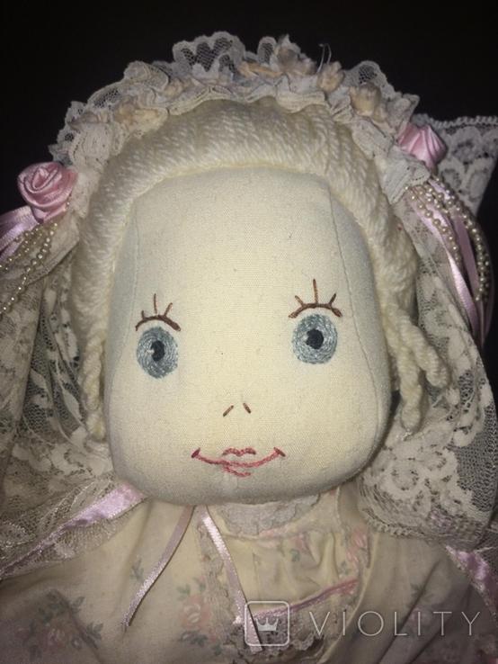Кукла тряпичная, Англия, фото №3