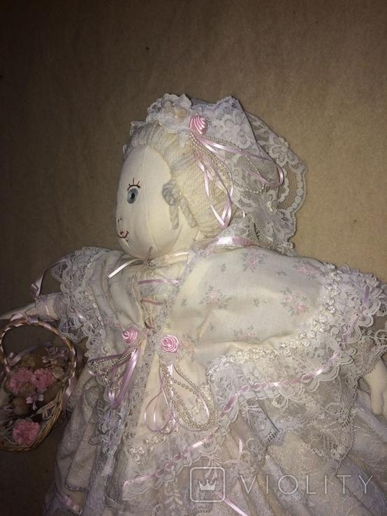 Кукла тряпичная, Англия, фото №4