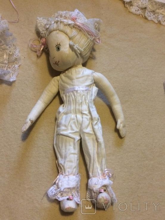 Кукла тряпичная, Англия, фото №8
