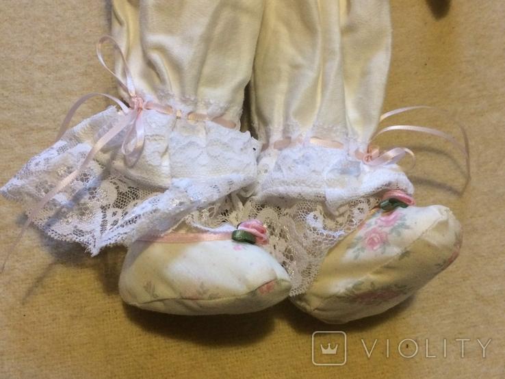 Кукла тряпичная, Англия, фото №9