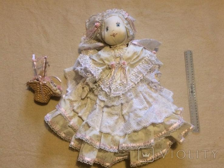Кукла тряпичная, Англия, фото №12