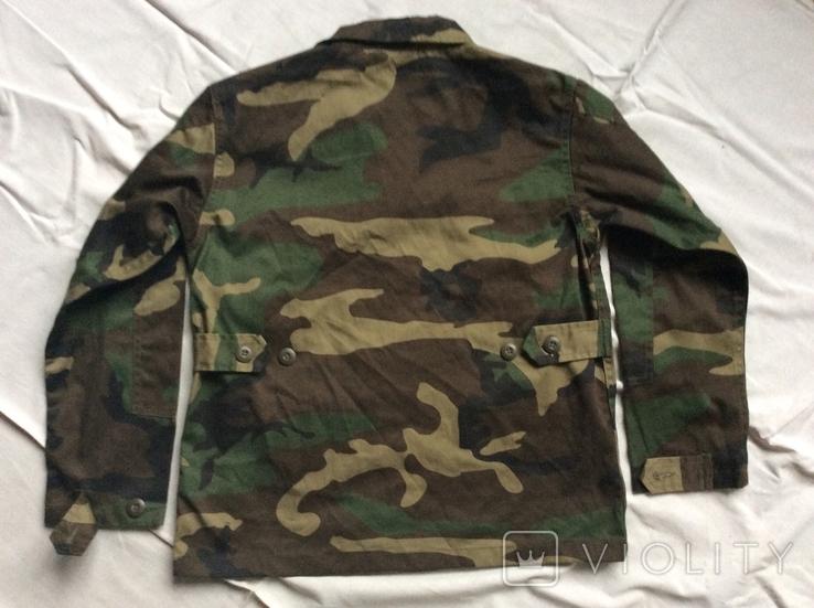 Детская камуфляжная куртка Джунгли, б/у, фото №4