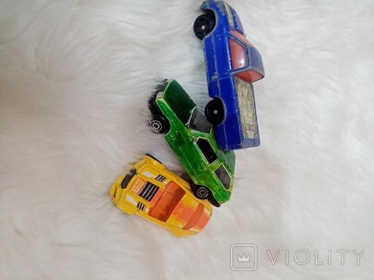 Лот автомобилей, фото №3