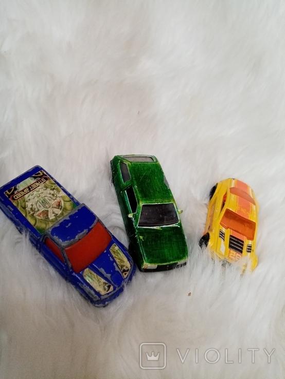 Лот автомобилей, фото №4