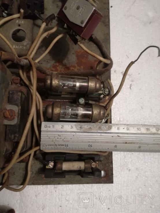 Щиток електричний ссср+переключателі, фото №7