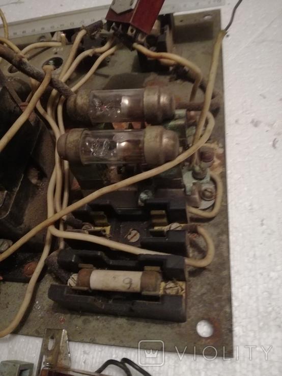 Щиток електричний ссср+переключателі, фото №13
