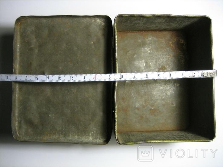 """Коробка від тютюну """"лафермъ"""", фото №7"""