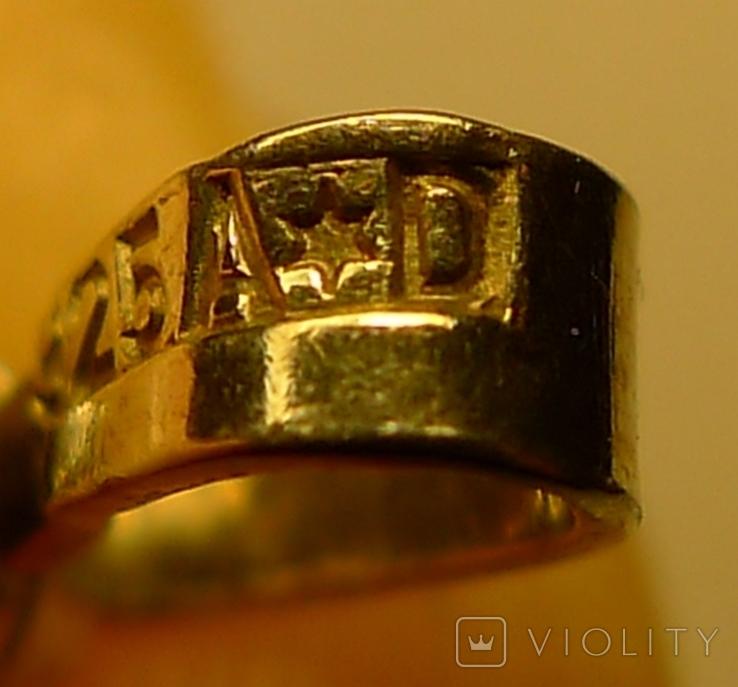 Крестик серебро 925 проба.  Клеймо. Именник., фото №7