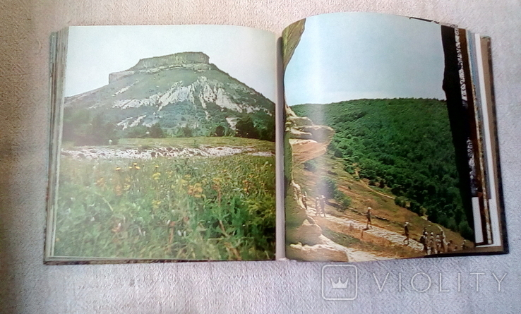 """Фотоальбом """"Кримський меридіан"""". Тираж  40000 пр. Вид. Мистецтво. Зеленін Г.І .1981 р., фото №12"""
