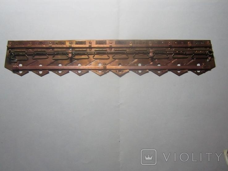 Колодка к царским наградам десятерная-новодел, фото №2