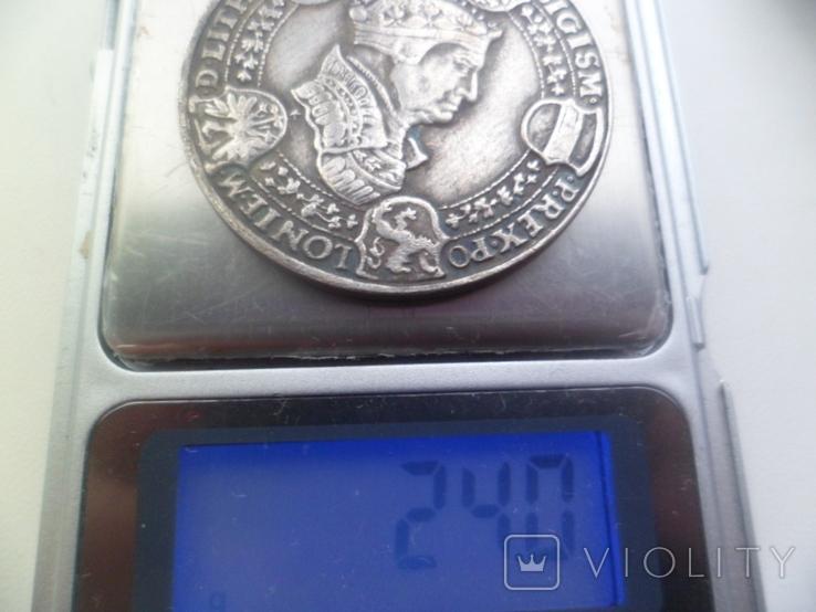 Талер 1533 рік копія, фото №7