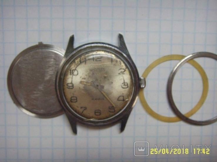 Часы Восток на ремонт или запчасти., фото №2