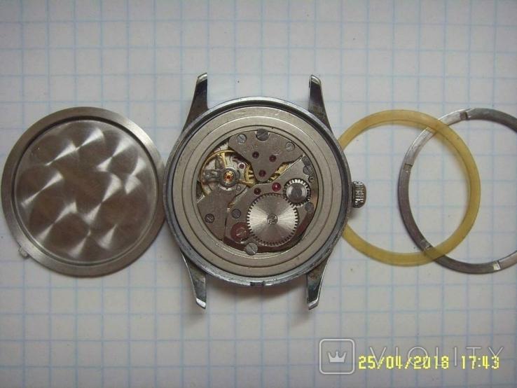 Часы Восток на ремонт или запчасти., фото №3