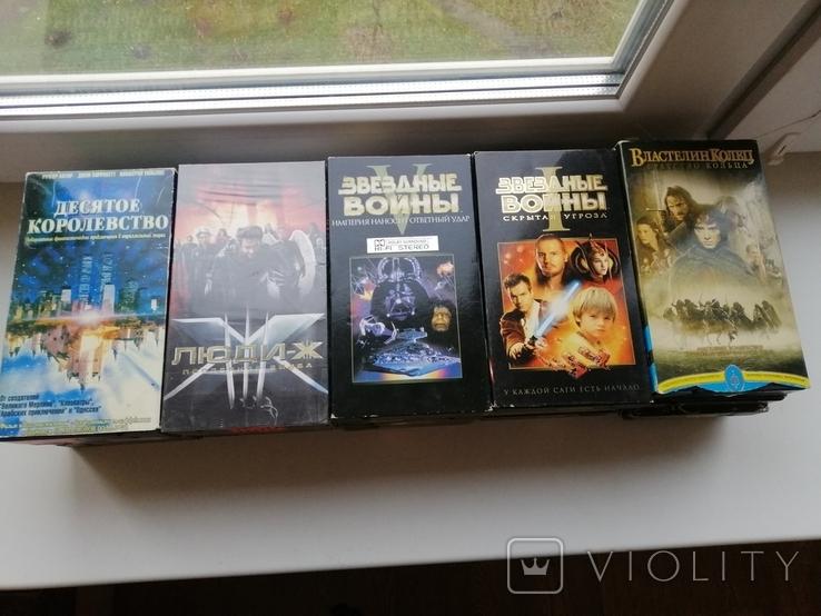 21 видеокассета (детские фильмы, и фэнтези), фото №2