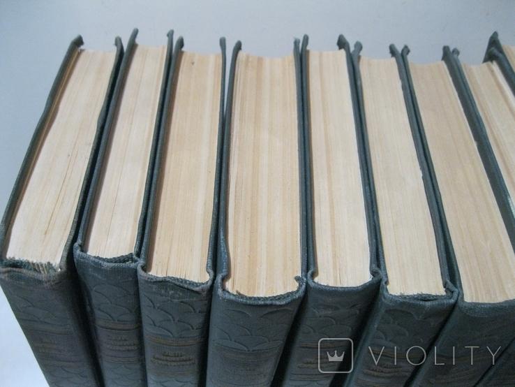Д.Н.Мамин-Сибиряк в 10-и томах 1958г., фото №3