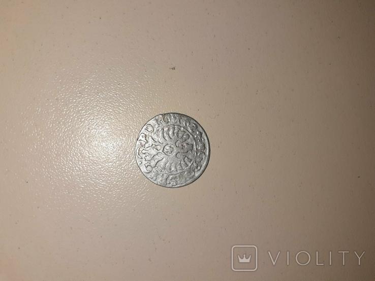 Коронний грош(Grosz Koronny)1621 Сігізмунд    , фото №3