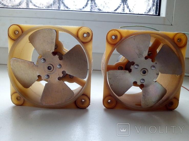 Вентилятор от Осциллографа С1-99 ( 2 штуки ), фото №2
