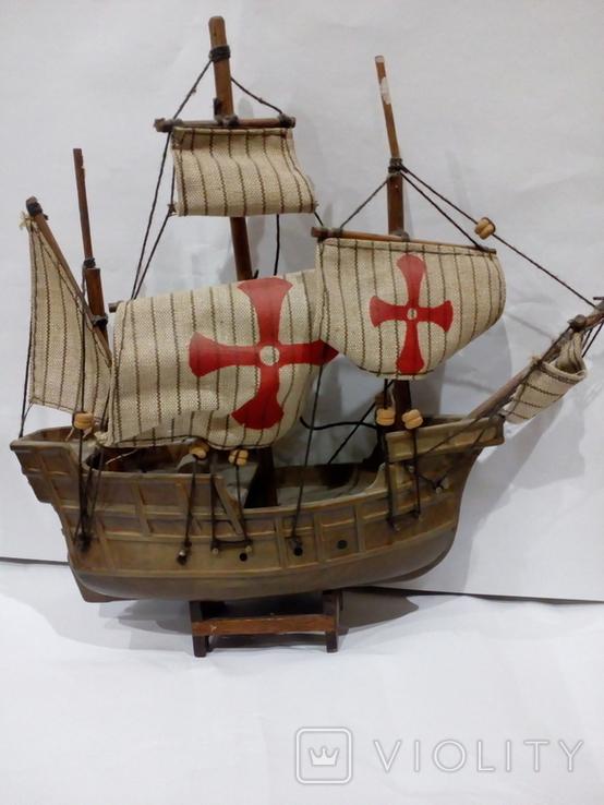 Парусний Корабель Santa Maria