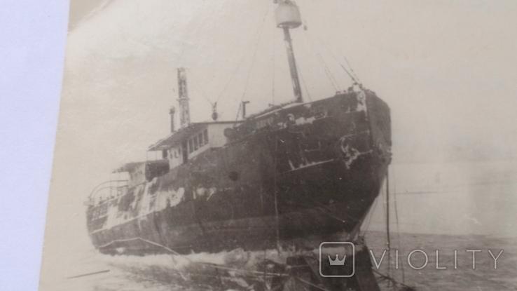 Фото Английский дореволюционный ледокол Ангара СССР 1955 год, фото №4