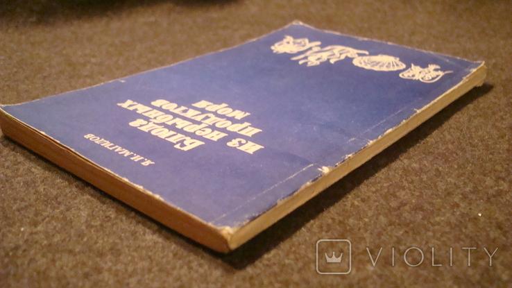 Блюда из нерыбных продуктов моря 1983, фото №11